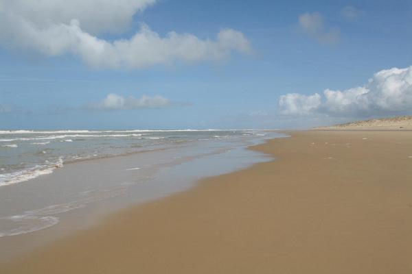 Côte Sauvage beach